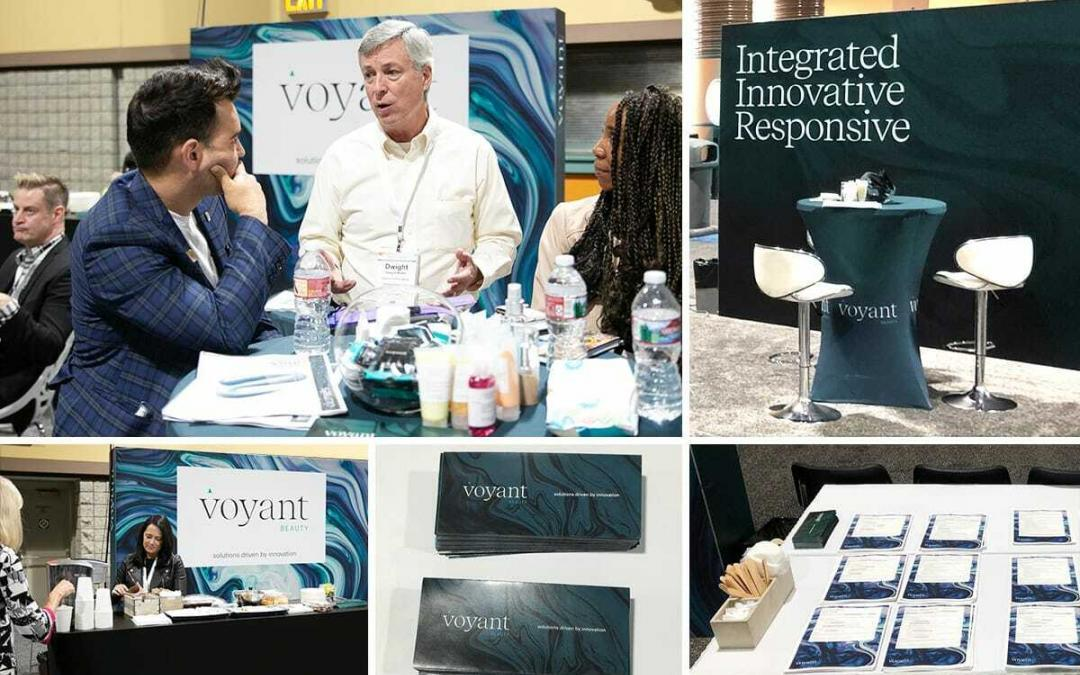 Voyant Beauty West Coast Suppliers' Day