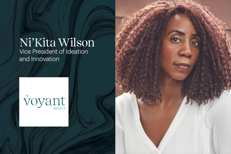 Ni'Kita Wilson, Vice President of Ideation and Innovation