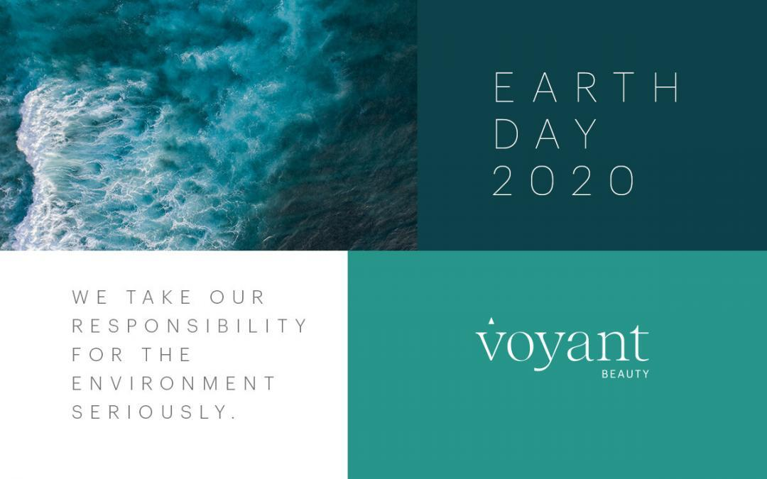 Voyant Beauty Earth Day 2020