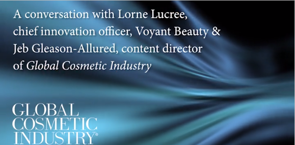 Lorne Lucree, Voyant Beauty Chief Innovation Officer