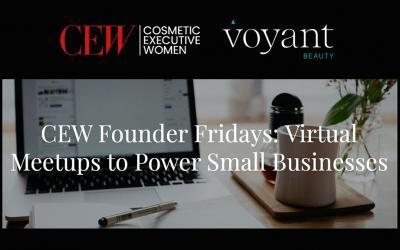 CEW Founder Fridays invites Voyant CIO for Insights