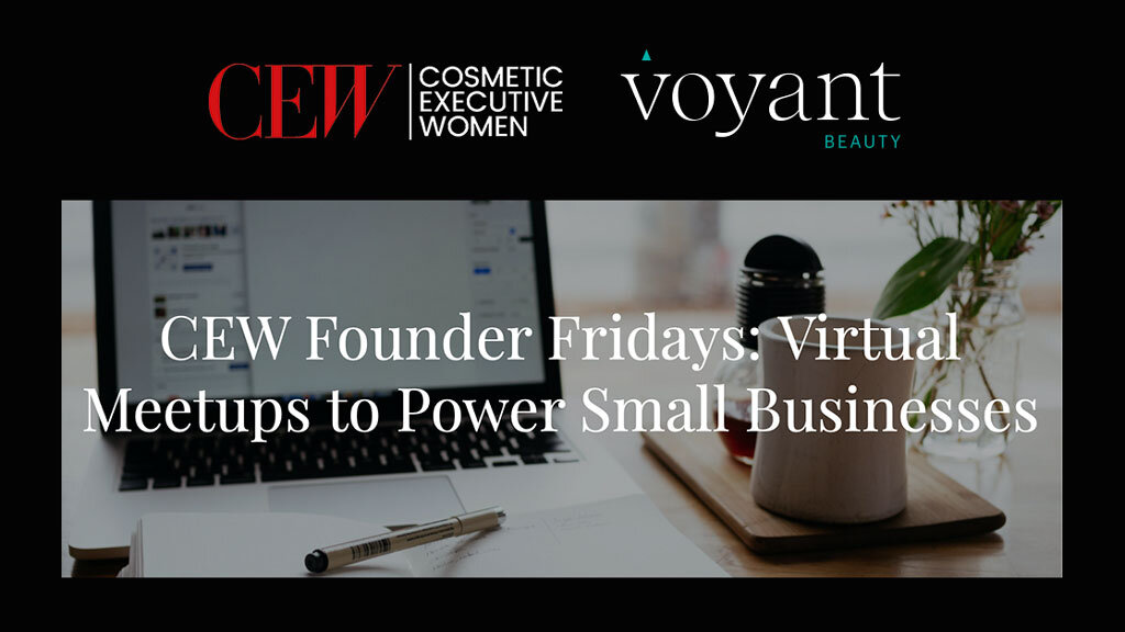 CEW Founder Fridays invites Voyant CIO for Insights