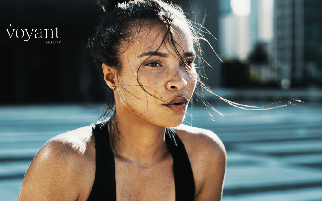 Sweat Confidently With Workout Beauty Products
